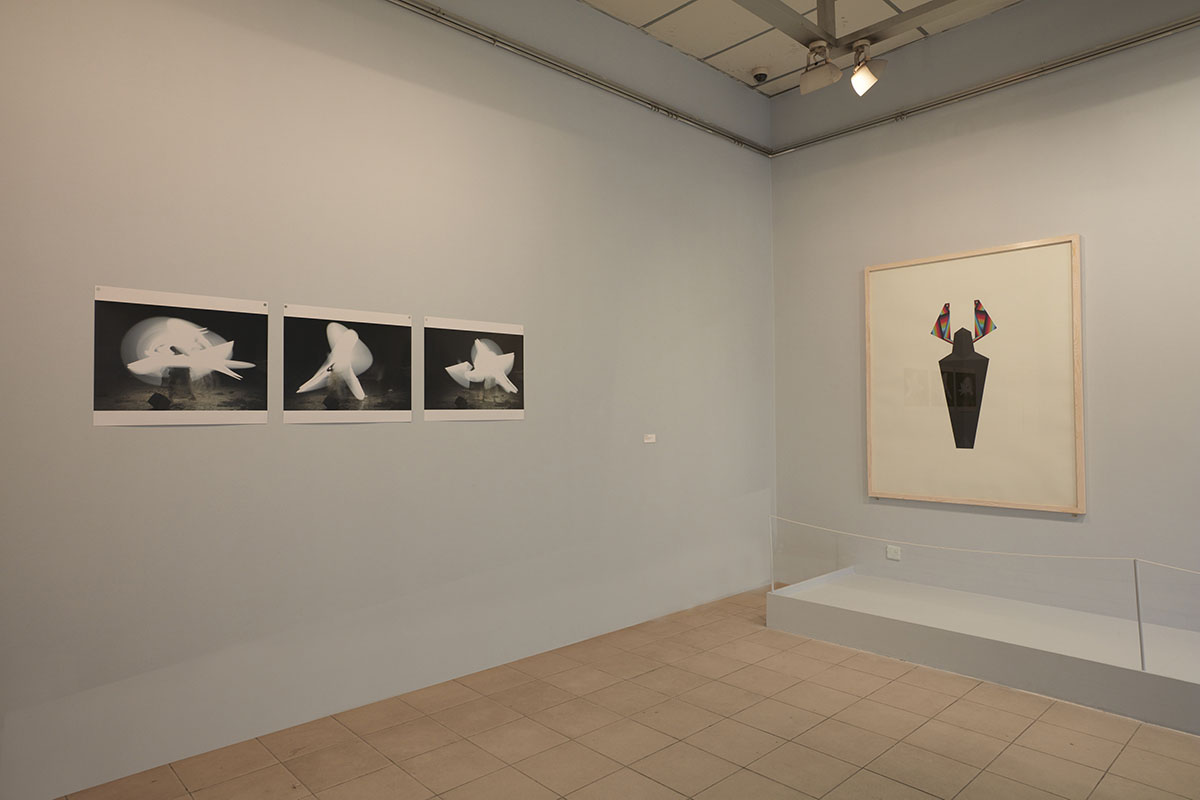 Installation view. Photo courtesy of the Dhaka Art Summit and Samdani Art Foundation.Photo credit: Jenni Carter