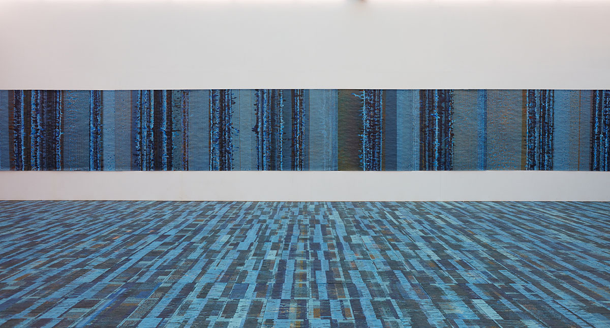 Sandeep Mukherjee, The Sky Remains , 2015-2016. Commissioned and produced by the Samdani Art Foundation for the Dhaka Art Summit 2016. Courtesy of the artist, Dhaka Art Summit, Samdani Art Foundation and Project 88, Mumbai. Photo credit: Jenni Carter