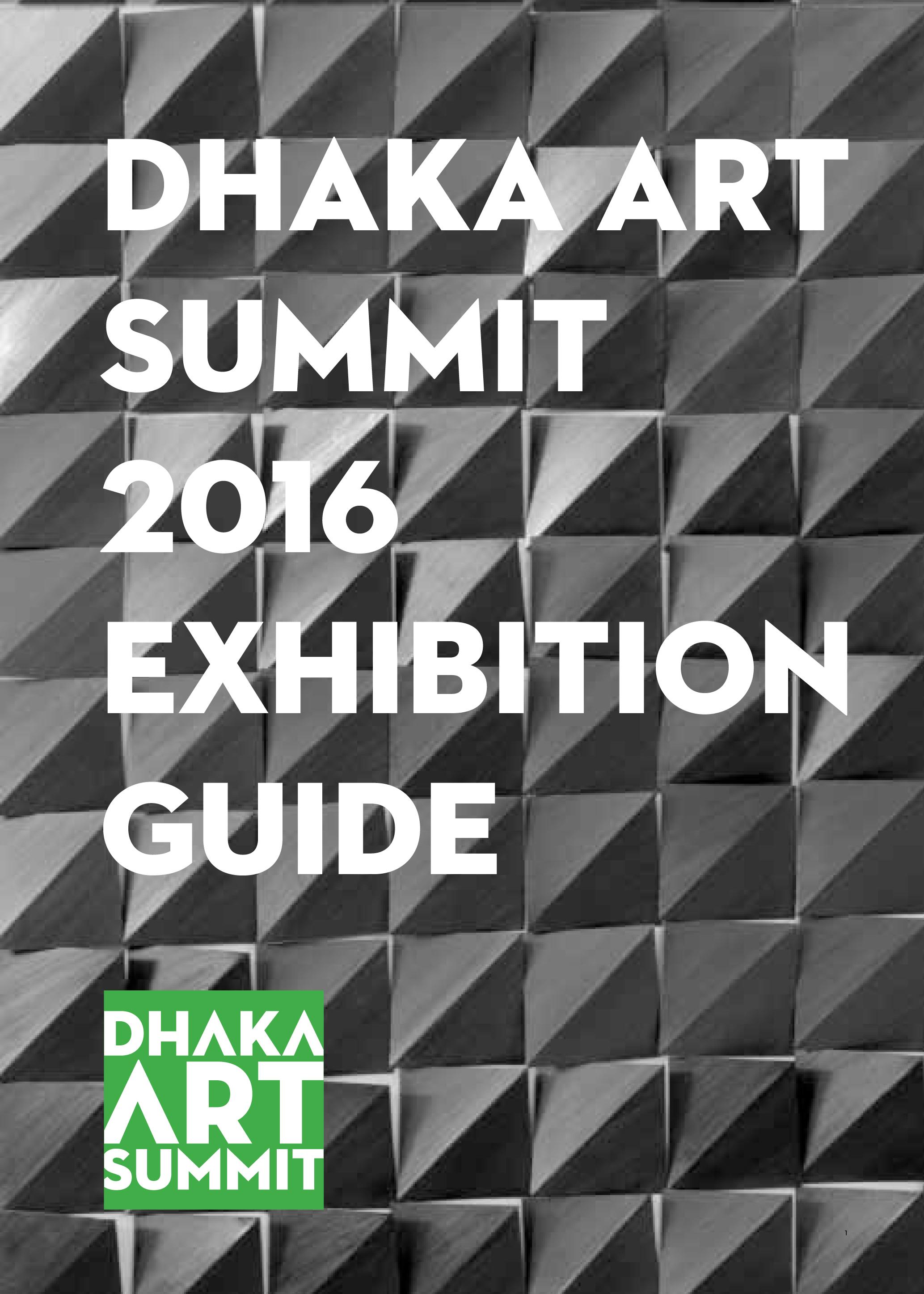 DAS 2016 Exhibition Guide