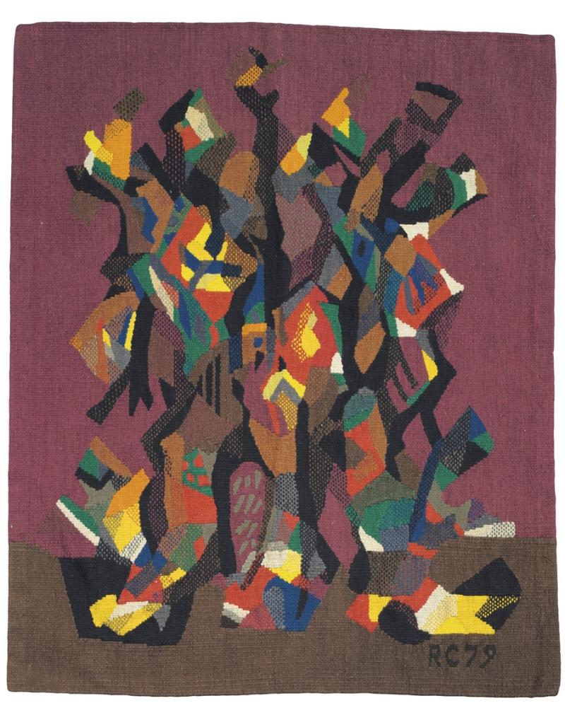 Rashid Choudhury, Untitled,1979. Courtesy of the Samdani Art Foundation