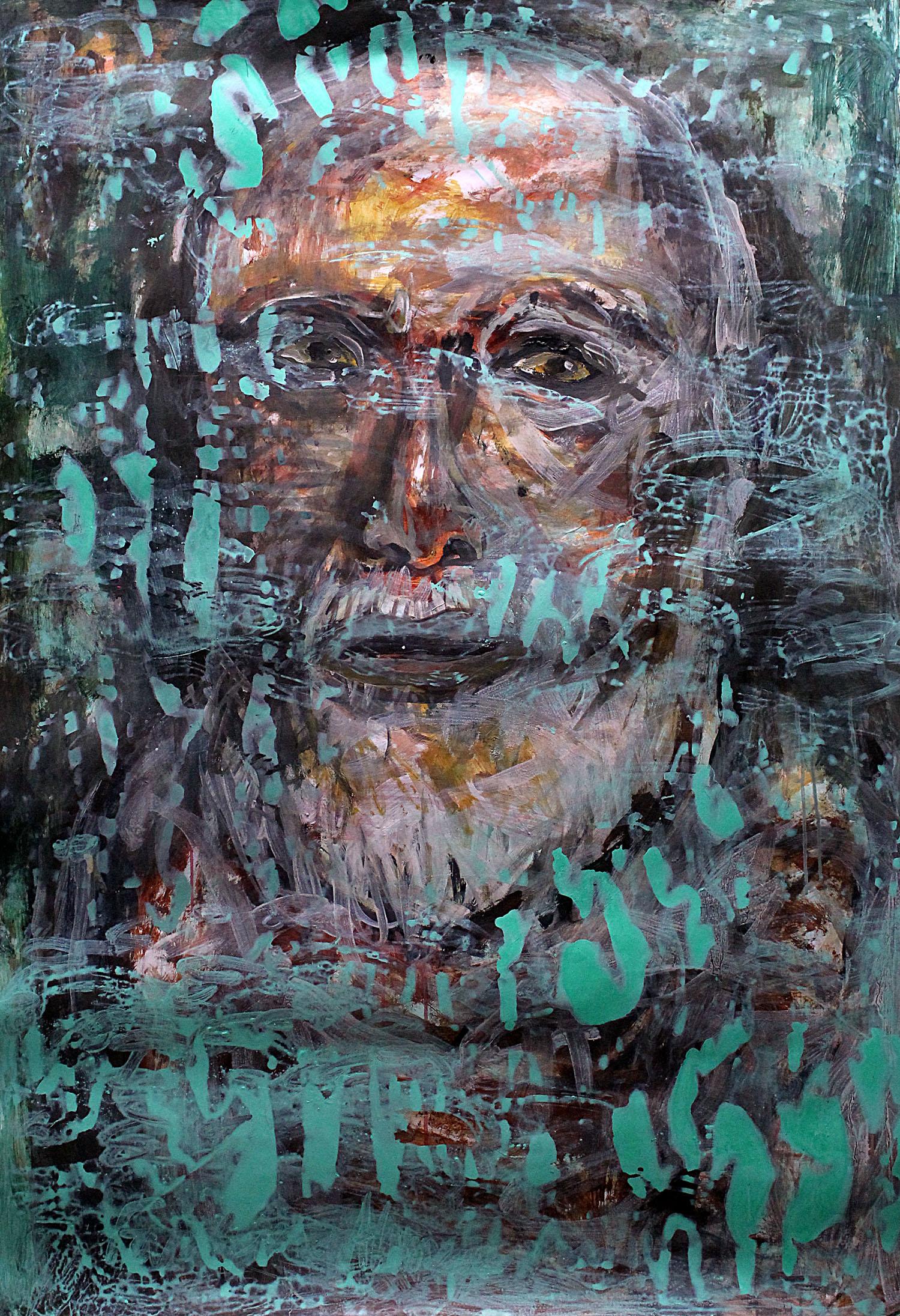 Farzana Ahmed Urmi,  Known Unknown 9 , 2014. Courtesy of the artist and the Samdani Art Foundation