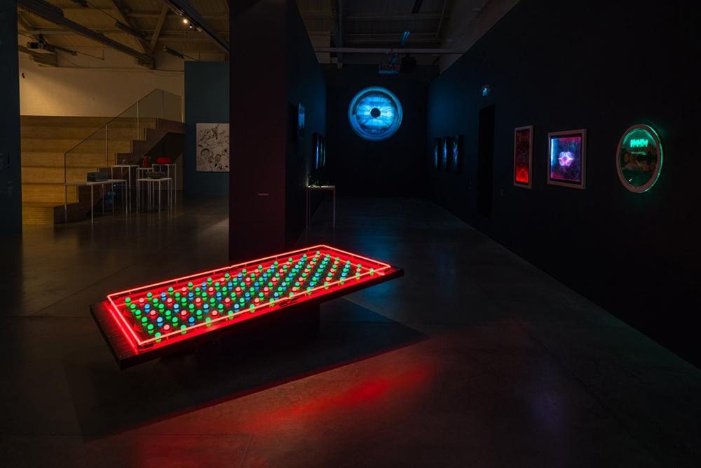 'The Missing One', installation view. Courtesty of OCA.Photo: OCA / Iftikhar Dadi