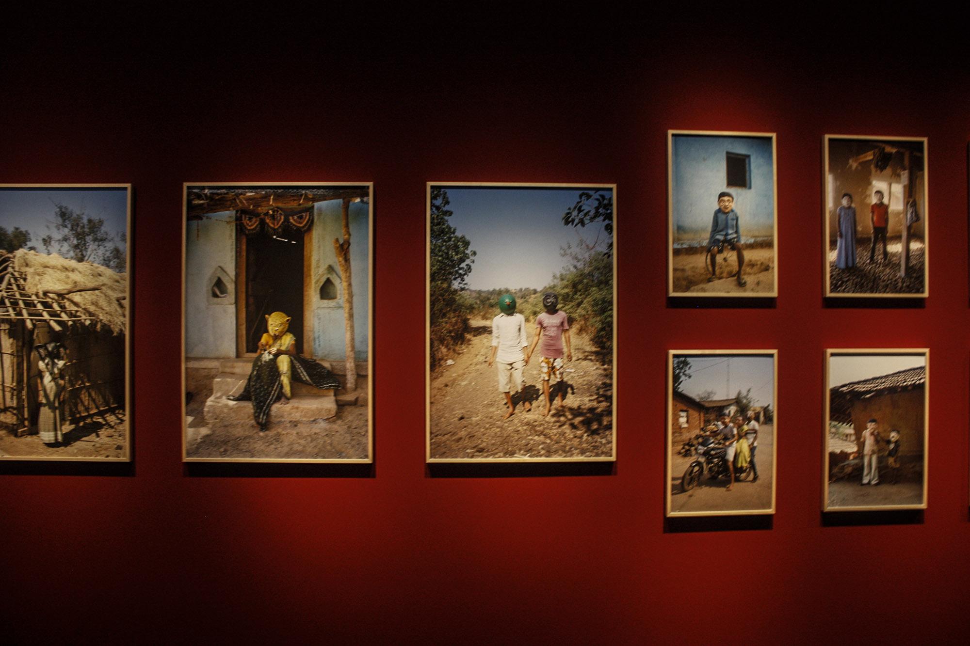 Gauri Gill and Rajesh Vangad, documenta14 (Kassel)