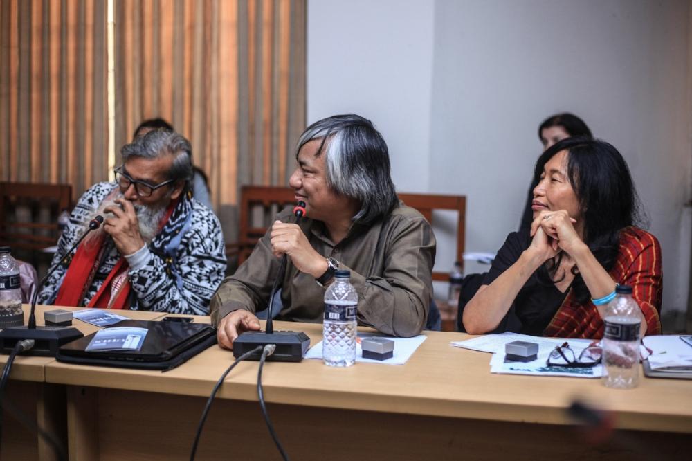 Santosh K Das, Prashanta Tripura and Kabita Chakma.JPG
