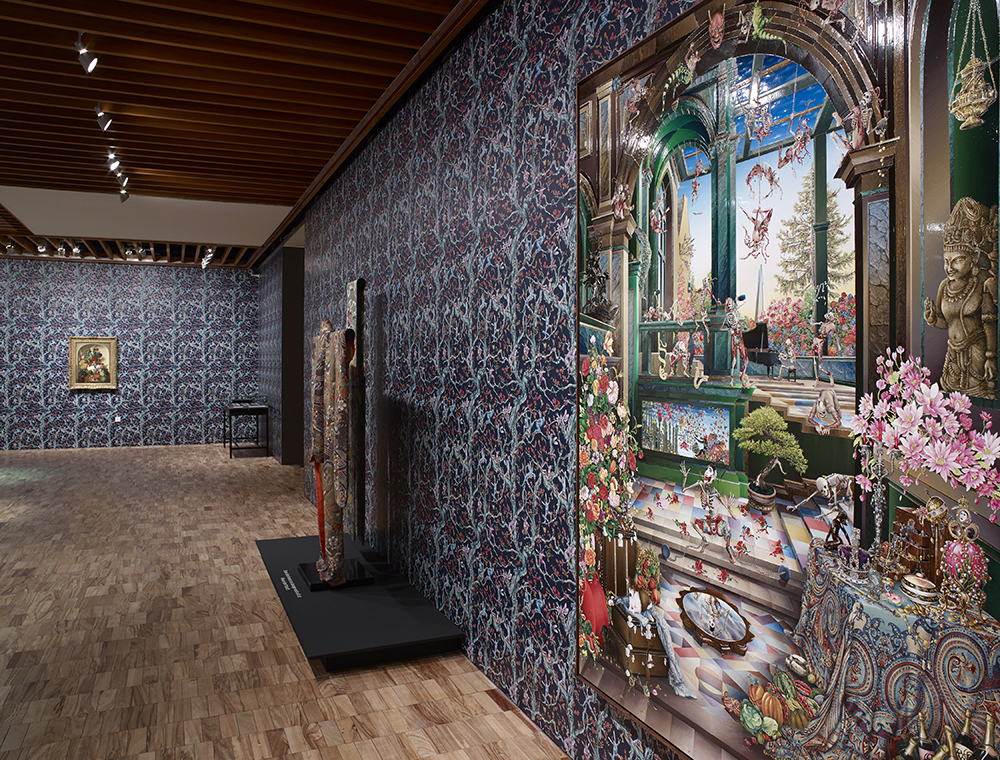 WHITWORTH ART GALLERY MANCHESTER  |  RAQIB SHAW