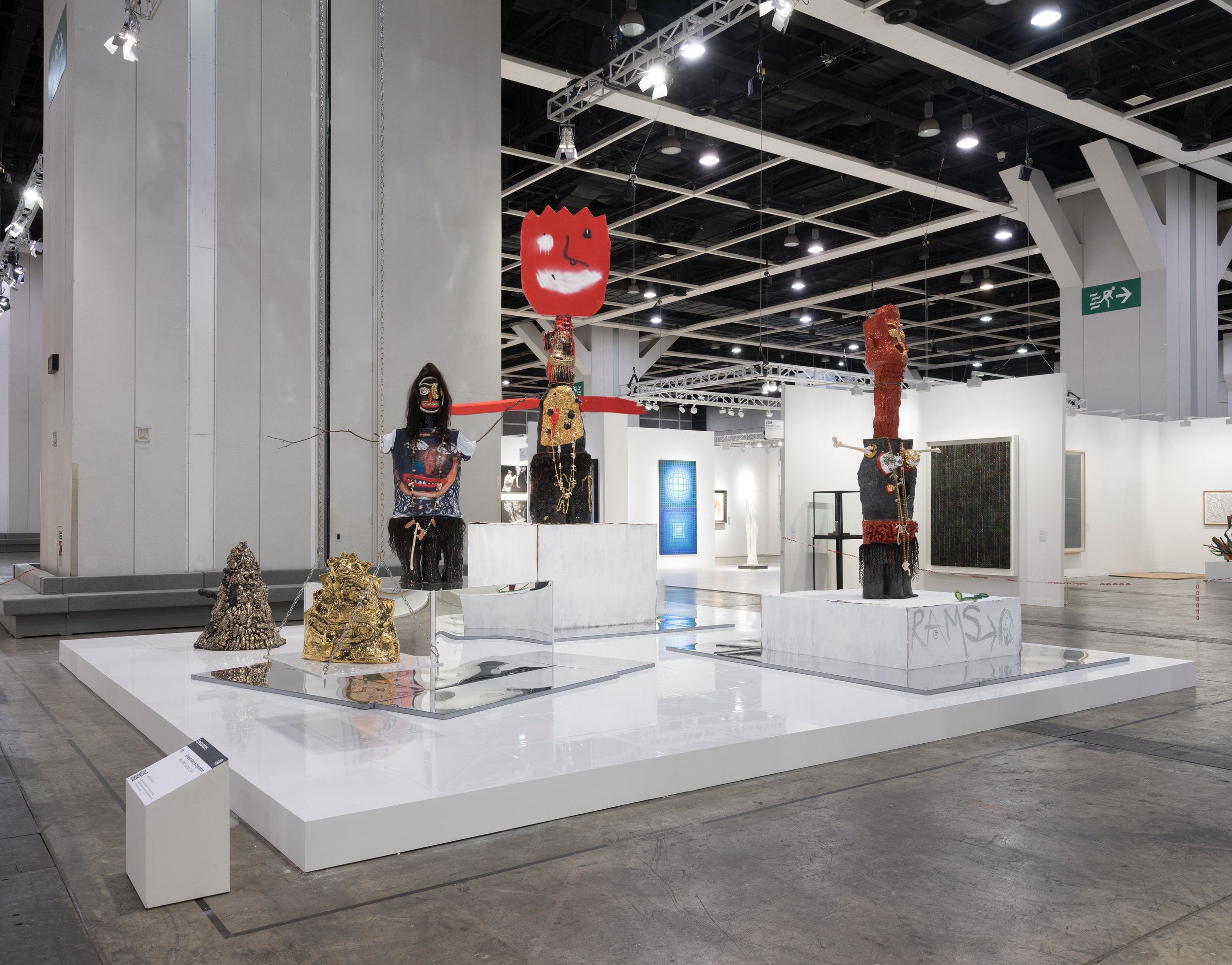 ART BASEL HONG KONG 2018  |  ENCOUNTERS