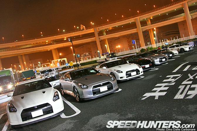 Daikoku Parking Area