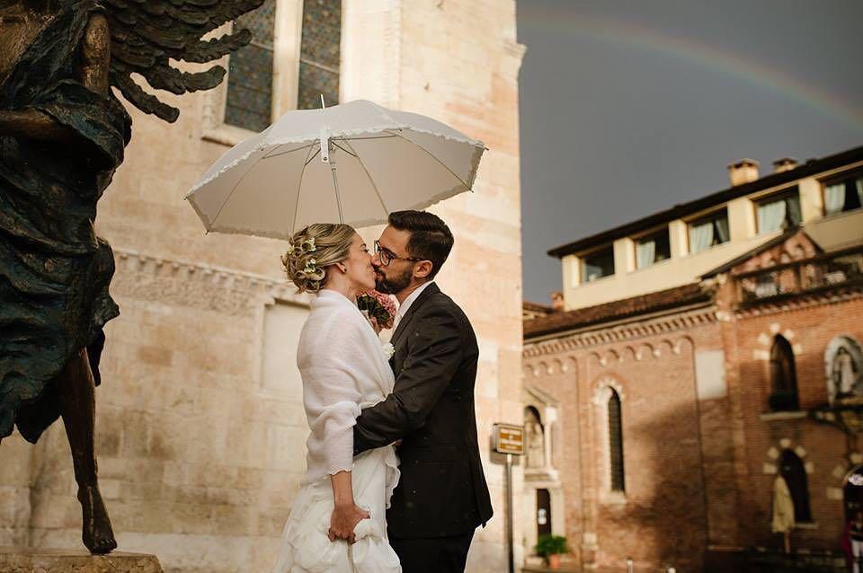 matrimonio verona  bouquet da sposa