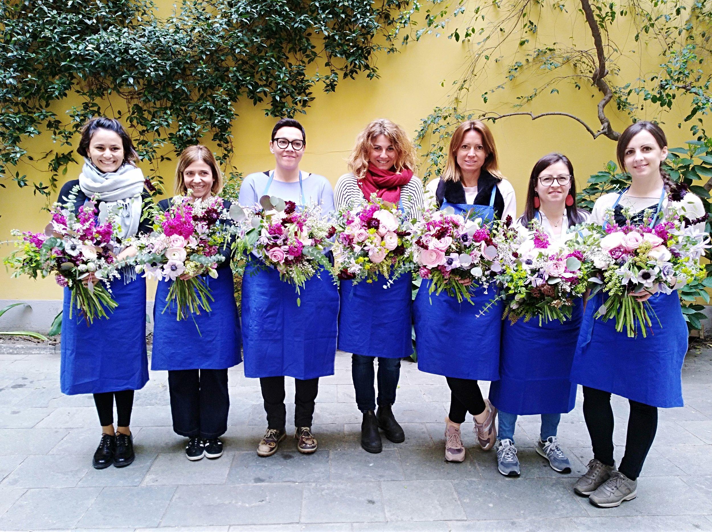 corso di floral design Milano