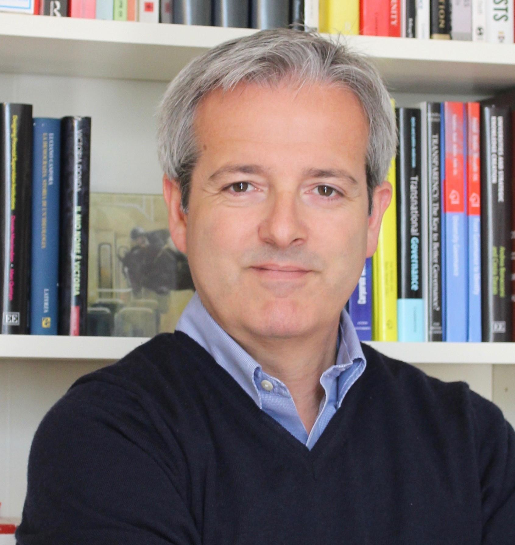 Professor Paolo Quattrone