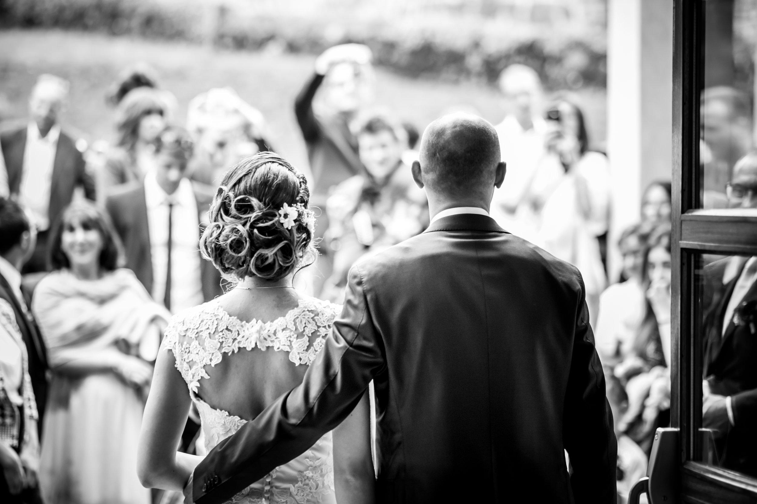 Photographe mariage haute-savoie hotel restaurant l'alpina les gets