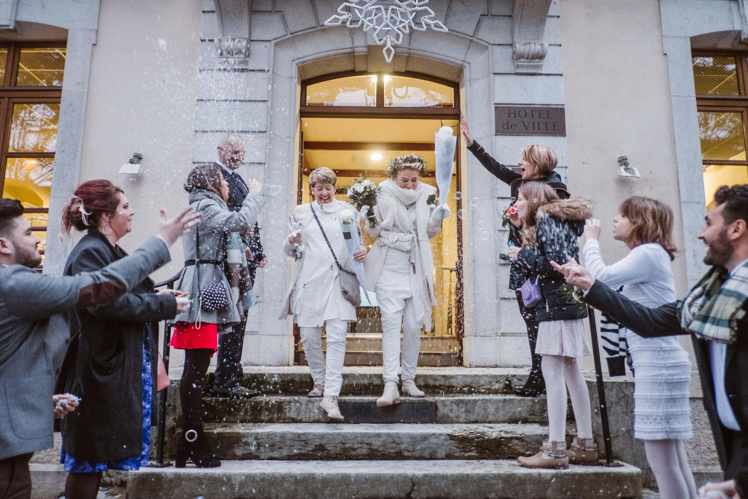 Mariage - Genève