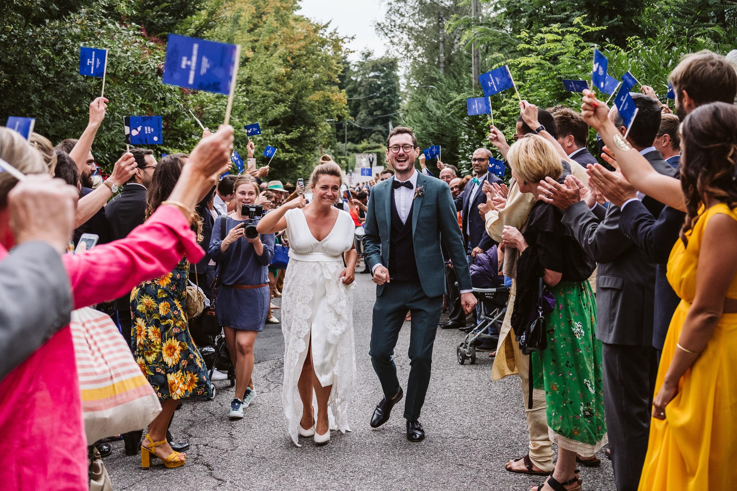 Mariage - Menthon St Bernard