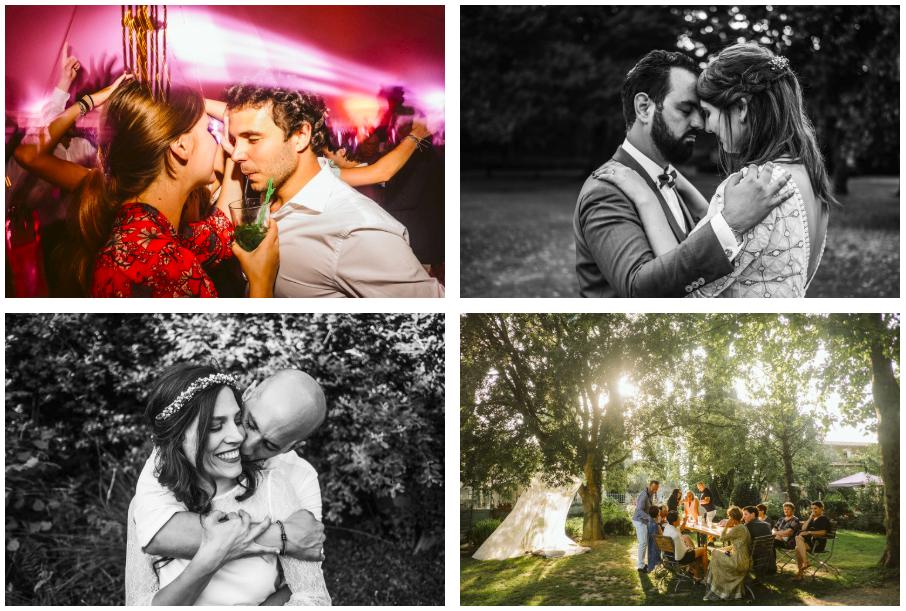 Photographe de mariage àCancale