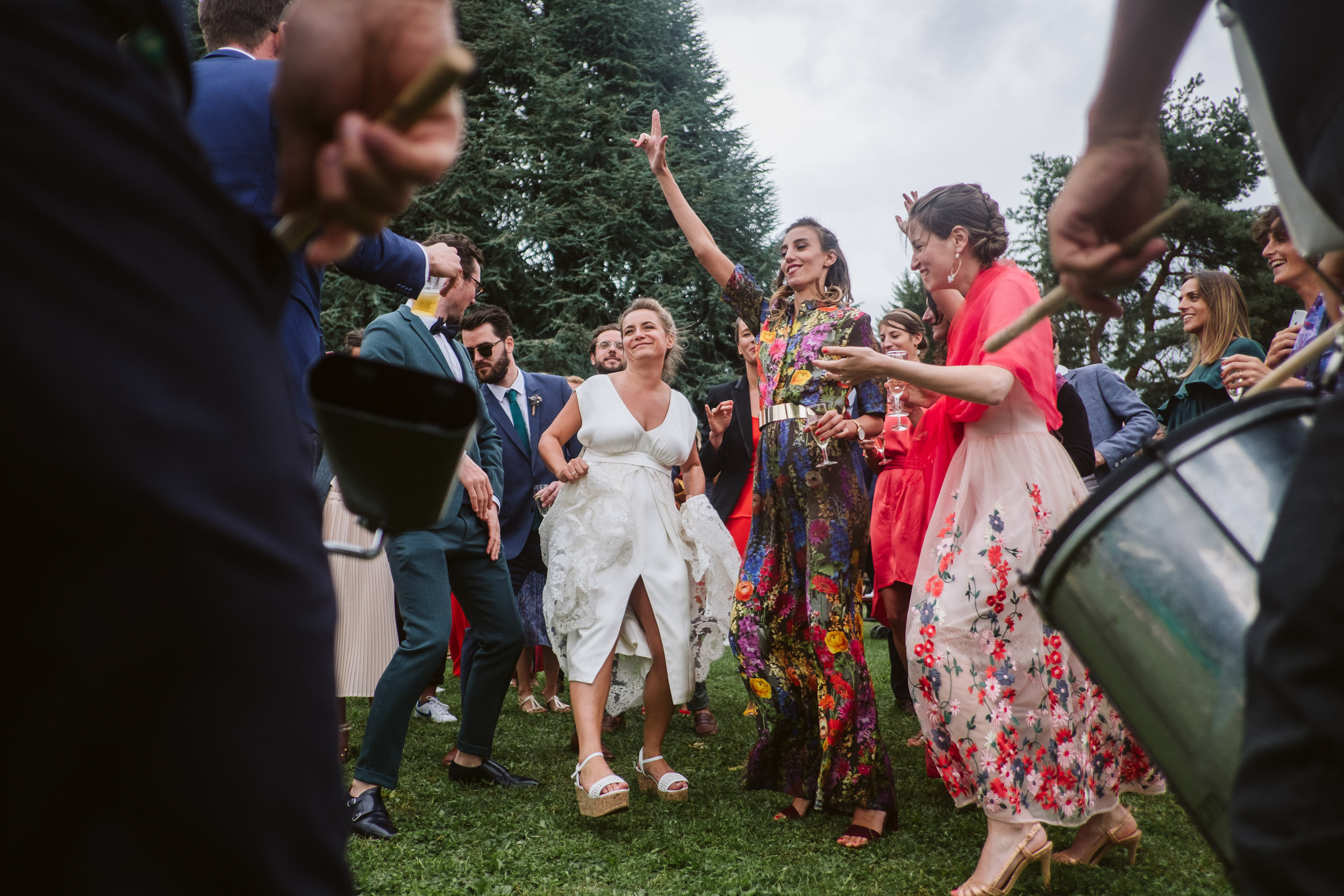 Mariage Champêtre au bord du Lac d'Annecy