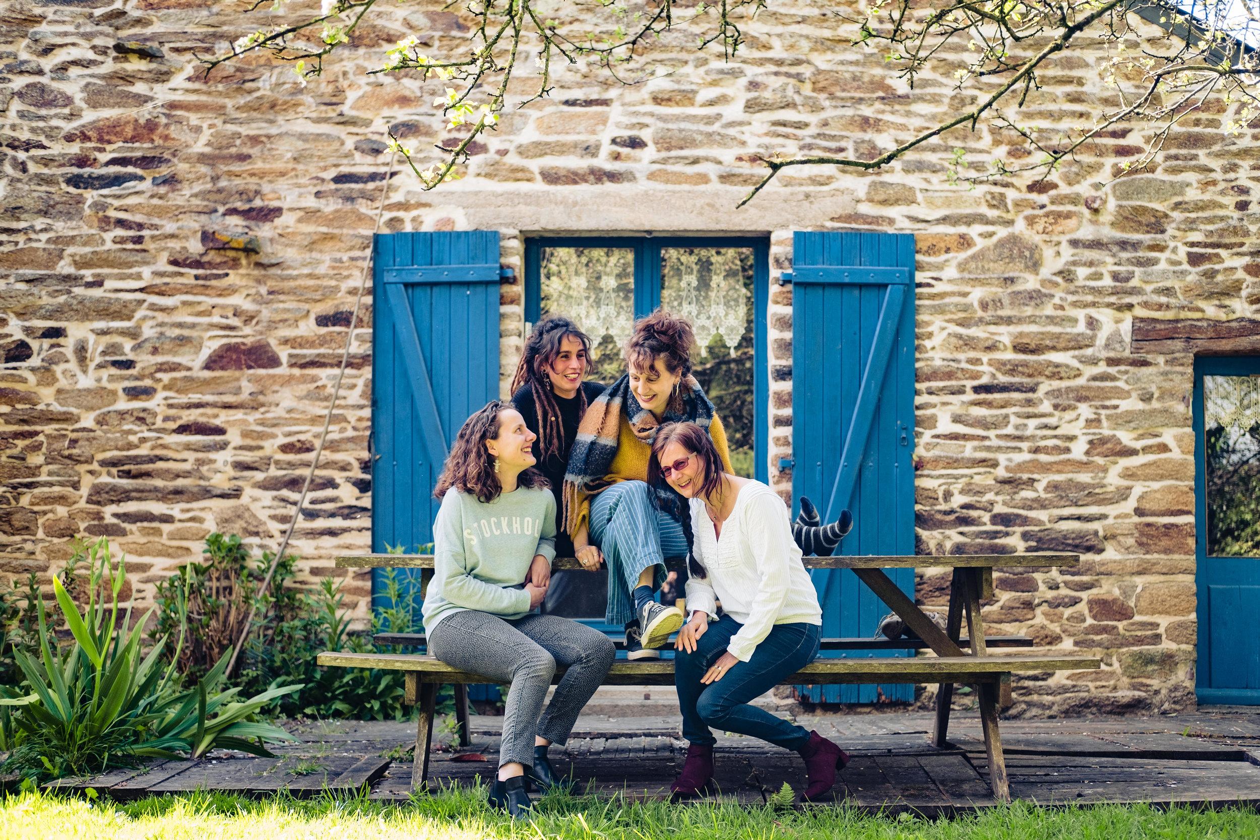 Morbihan Famille Photographe Gerald Mattel