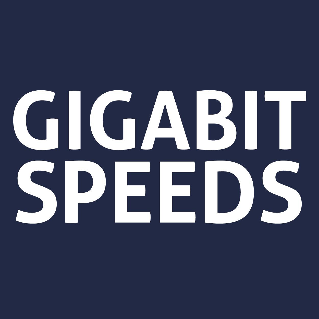 Gigabit speeds