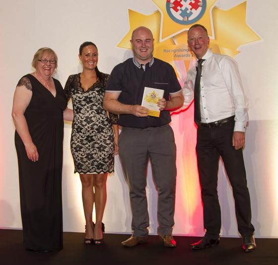 Unsung Hero Award University of Leicester