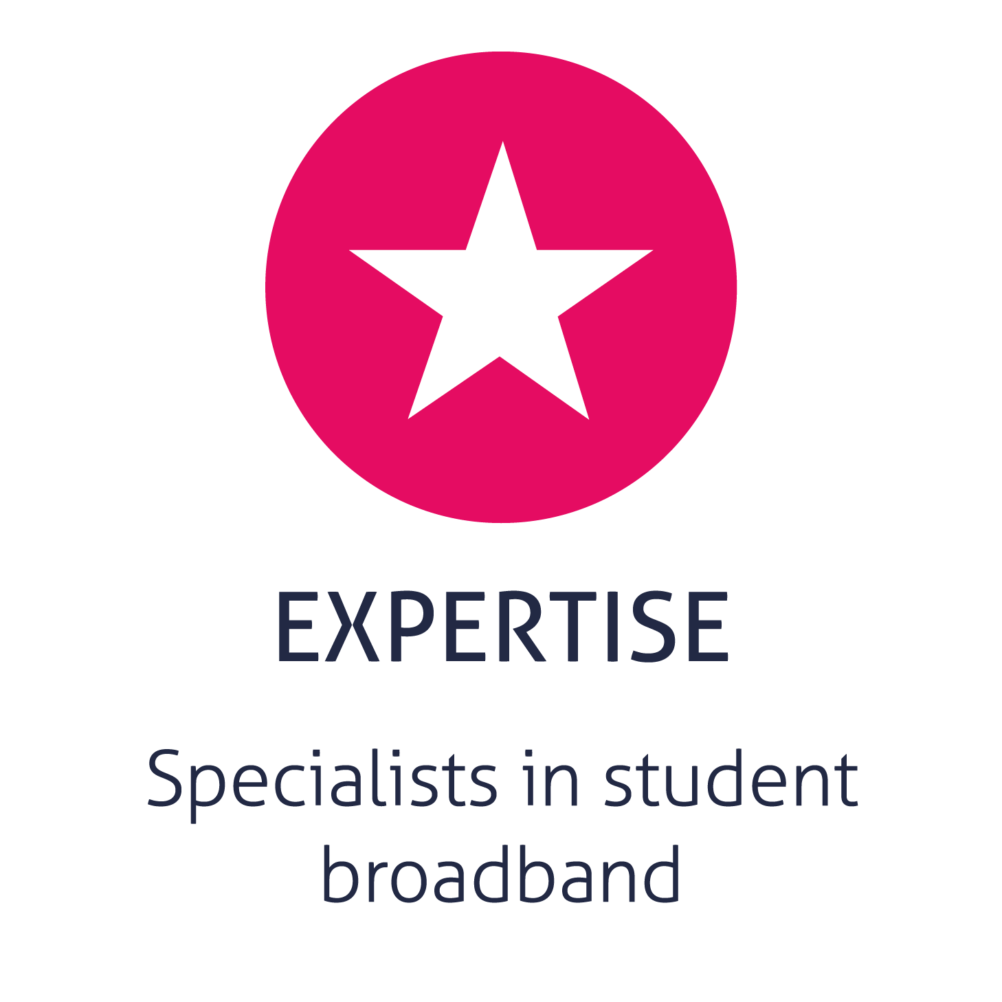 Specialists in student broadband