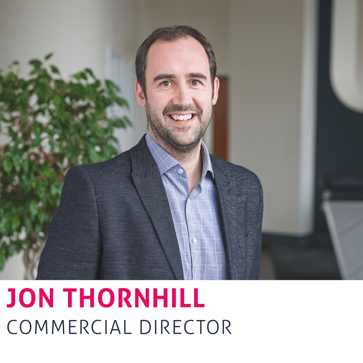 Jon Thornhill, Commercial Director