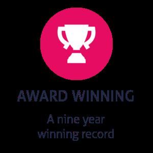 A nine year winning record
