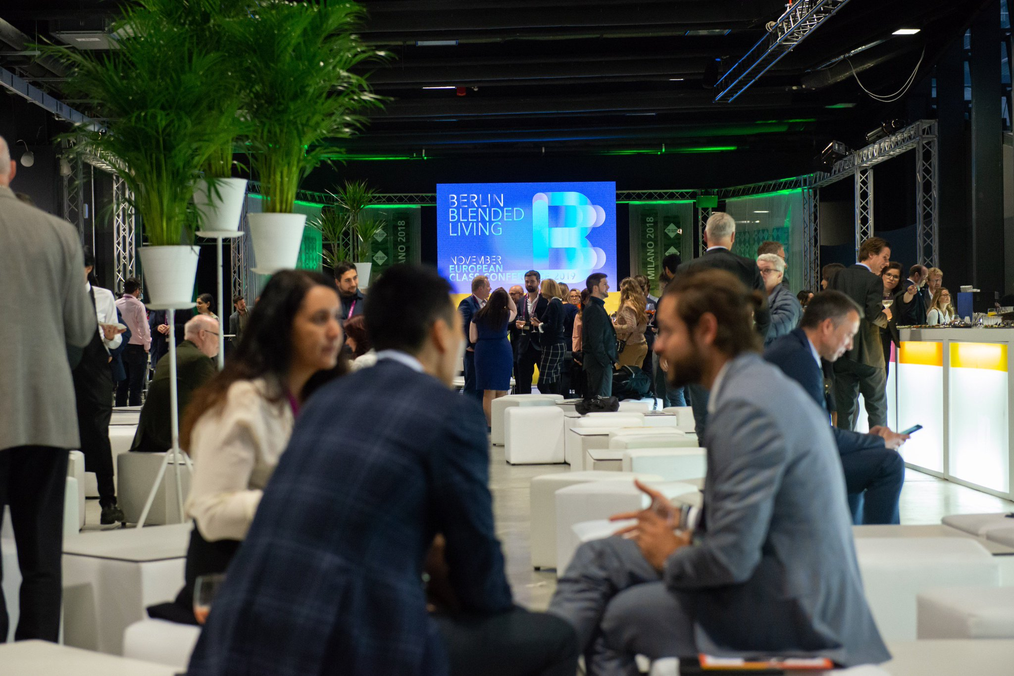 November 2019  The Class Conference , Berlin   OFFICIAL CONFERENCE SUPPLIER    > view event