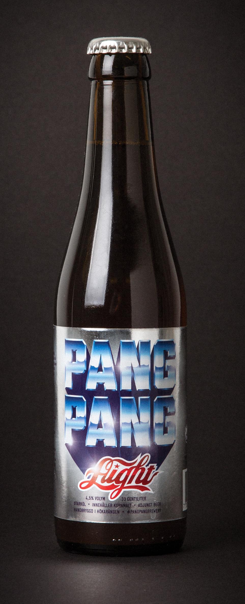 PangPang Aight  Adjunct Beer. 4,5% · 33 centiliter