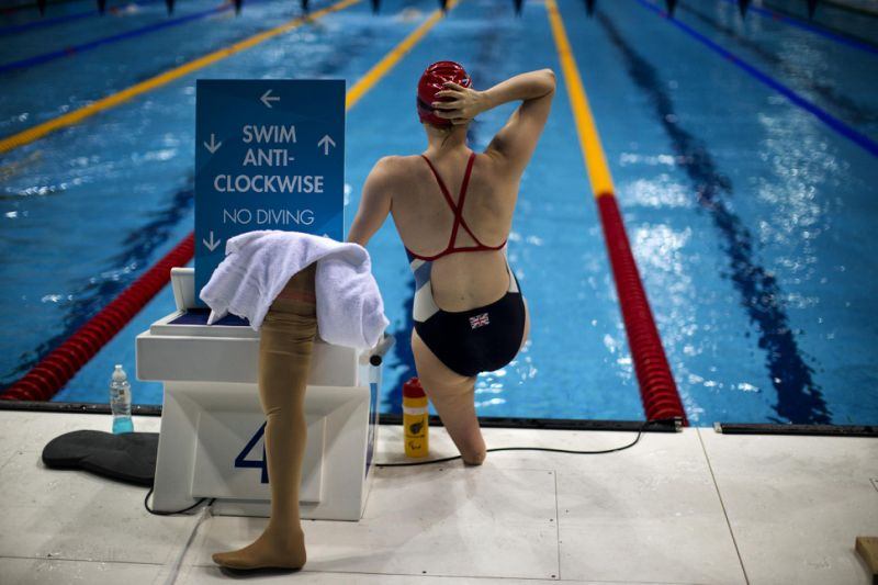 Image from London 2012 Paralympic Games, courtesy of Telegraph Top images of the Paralympic Games (2012)