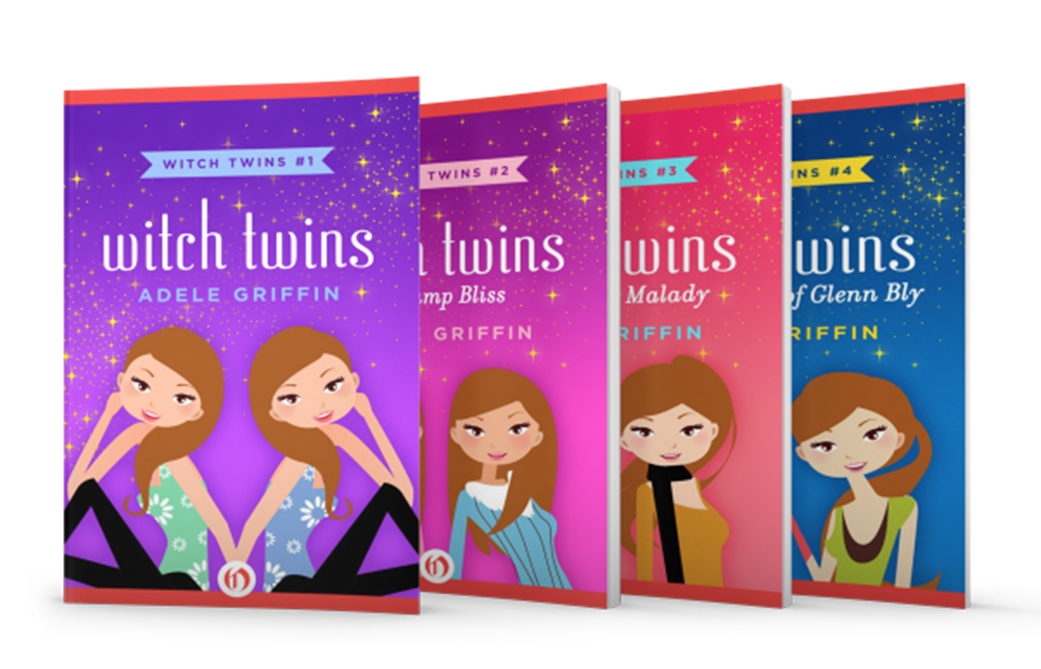 Witch Twins - Ten-year-olds Claire and Luna are identical twins—and witches.