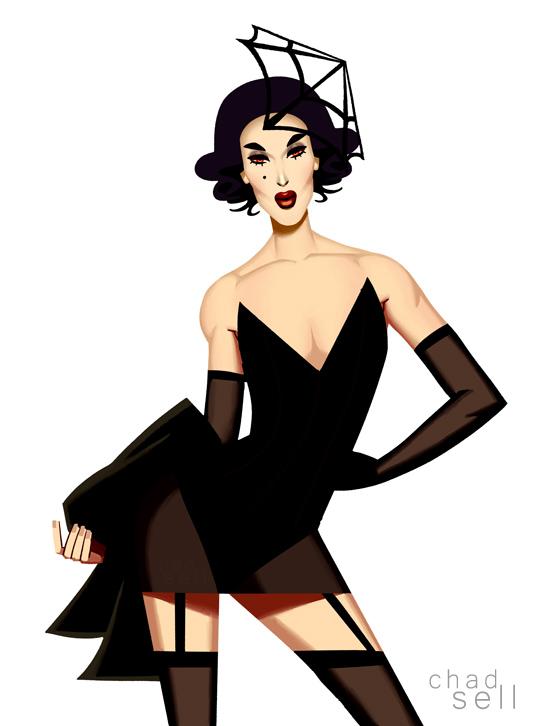 Max-Black Widow