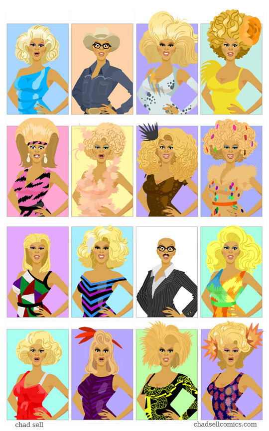 The Wall of Ru!