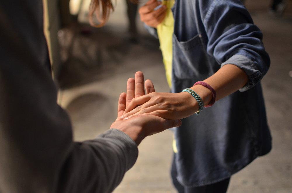 Helping Someone in Need — Harmony Church of God