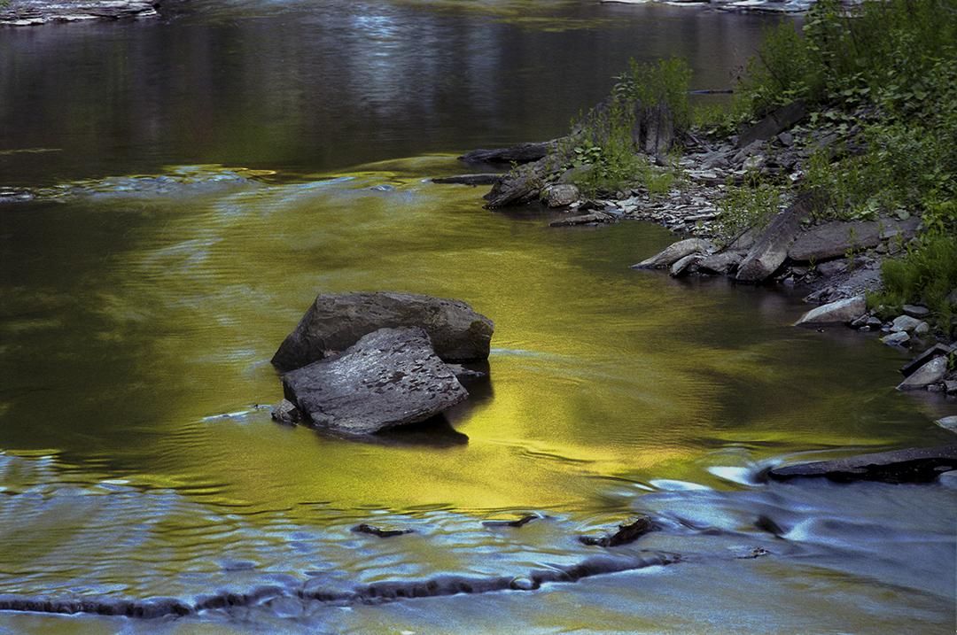Gold Water II