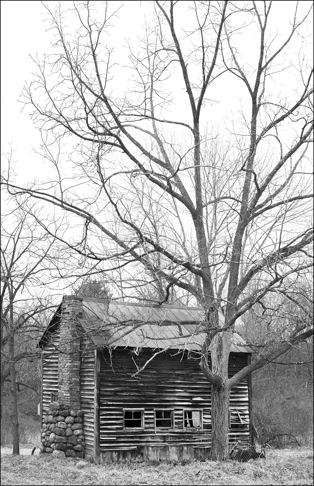 Little Cabin - 6 + B&W.jpg