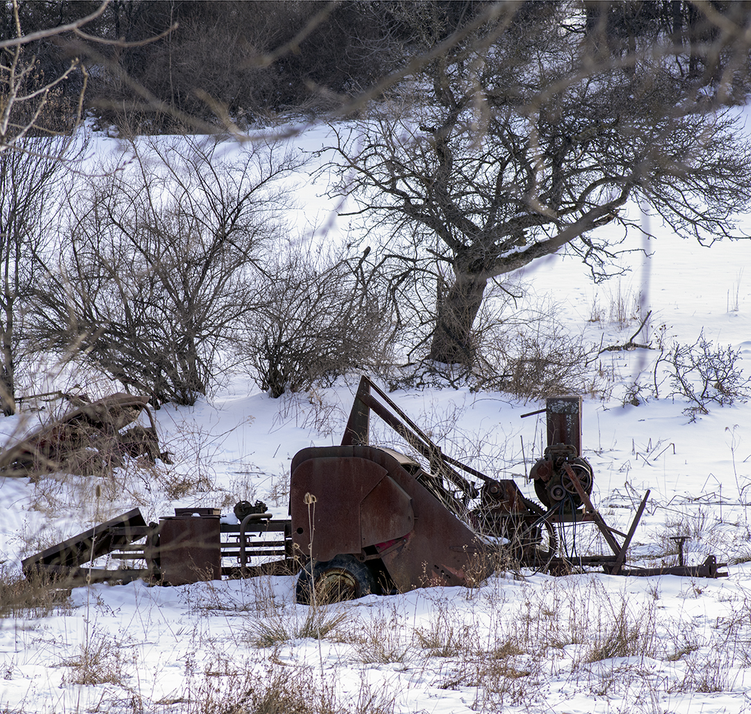 Old Farm Machinery - 1 +.jpg