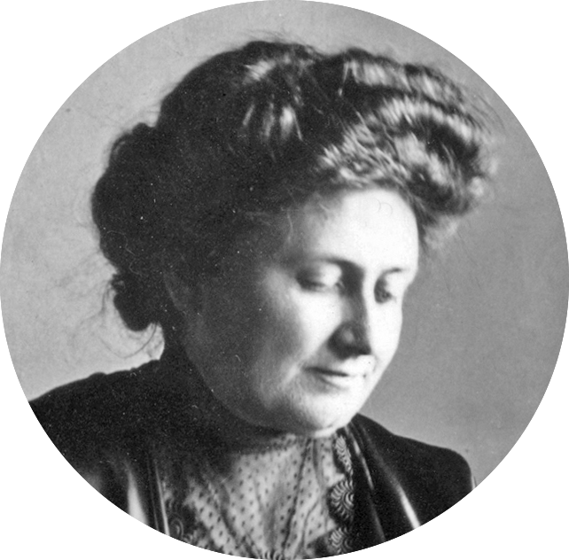 Dr. Maria Montessori, 1913