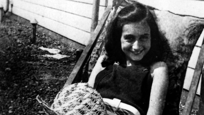Anne Frank Had A Secret, And Every Parent Should Know It