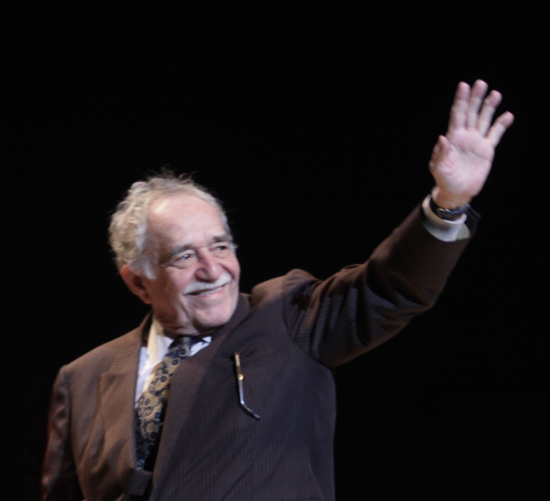 In 2014, Gabriel García Márquez passed away. He was 87 years old. (Photo:    Wiki   )