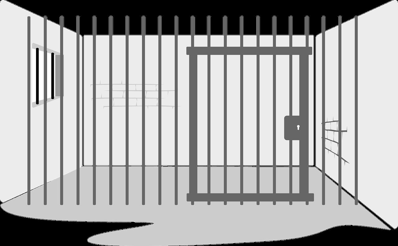 """""""I feel like I'm in jail"""""""