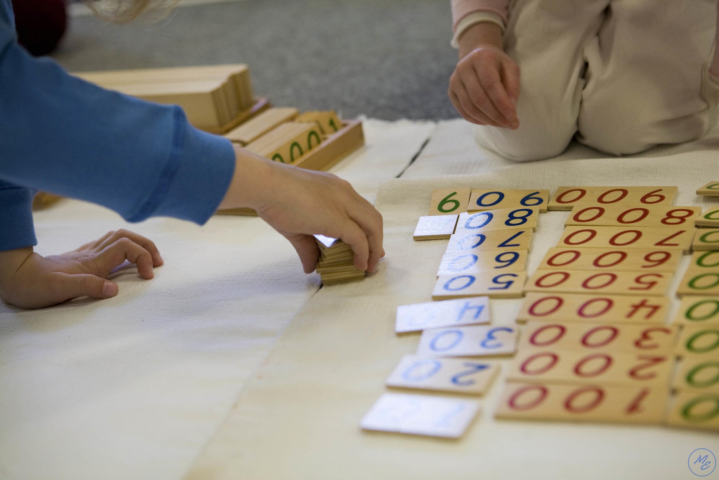 Math In Montessori