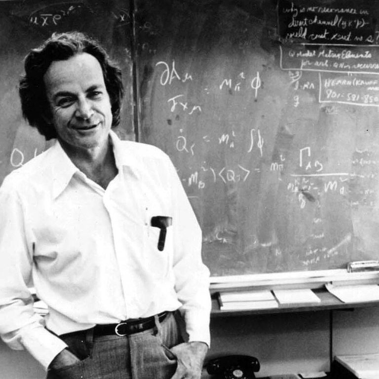 """Richard Feynman: """"The Wonders I Know I'm Going To Find """""""