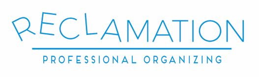 - RECLAMATION PROFESSIONAL ORGANIZING15% off organizing appointments! Reclaim your space and time with Reclamation