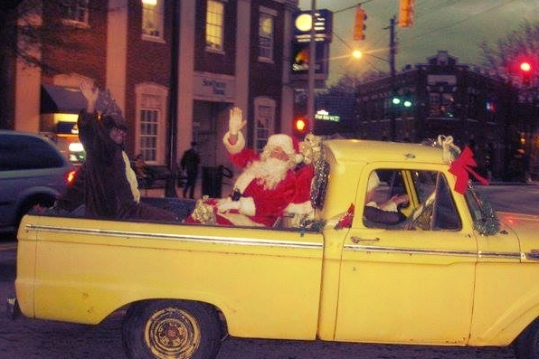 East Atlanta Santa Fest - All sorts of holiday events hosted by EACA