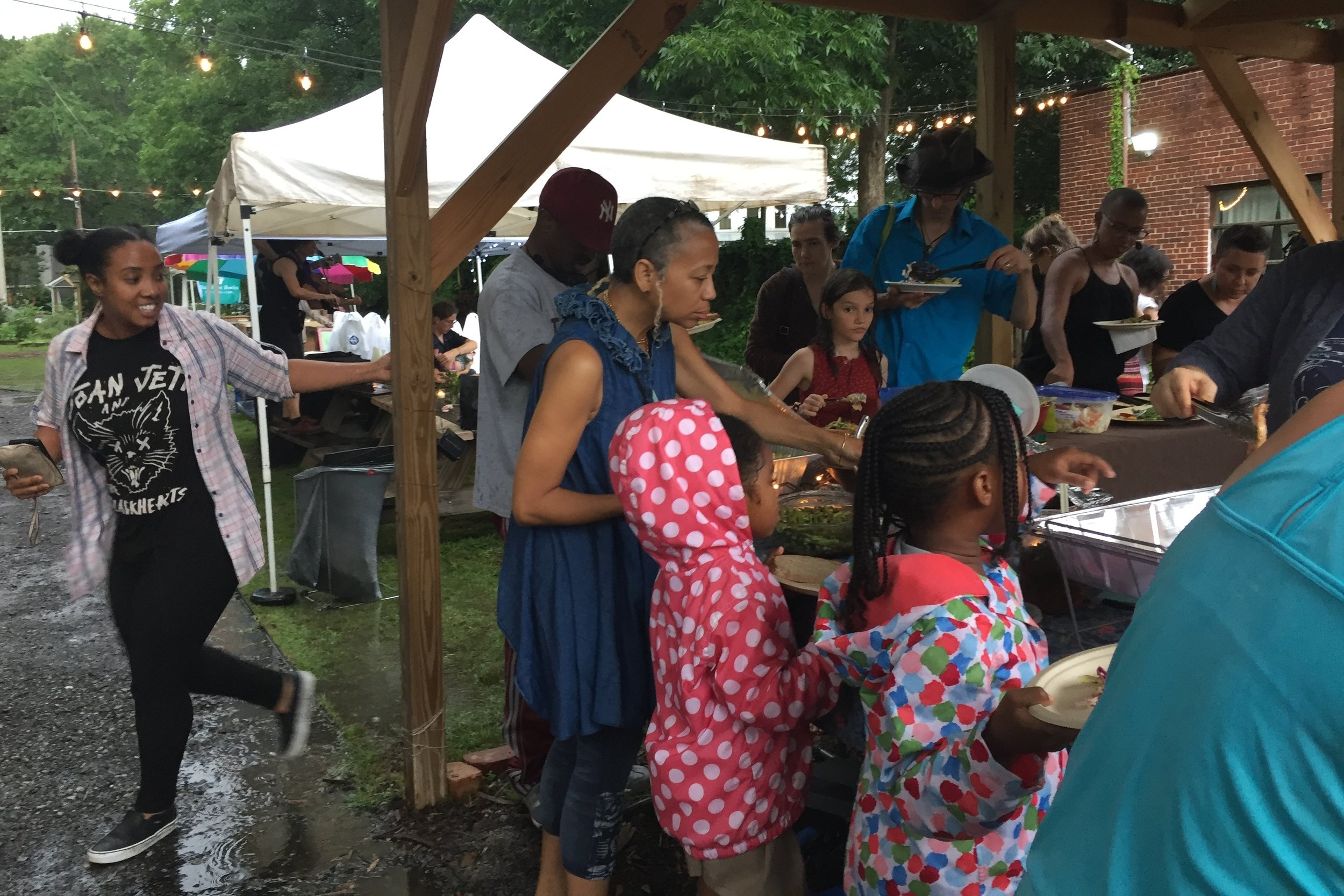 Summer Solstice Potluck + Picnic - Hosted by the East Atlanta Farmers Market (EAVFM)