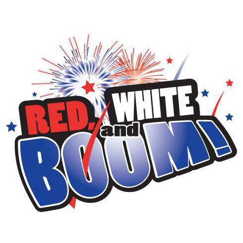 Red, White & BOOM! - 4th of July Fireworks in EAV