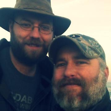 Jay Kirkland (left) and Alex Levy (right)