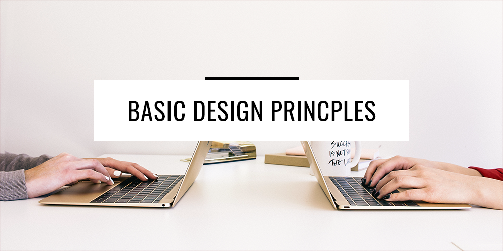 The Busy Bee Basic Design Principles