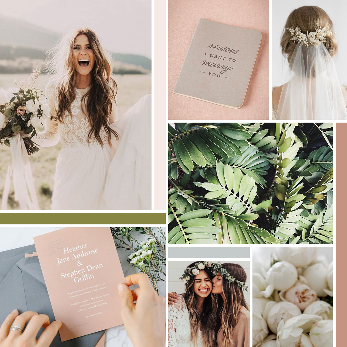 The Busy Bee Small Business Branding Moodboard Brand Guide