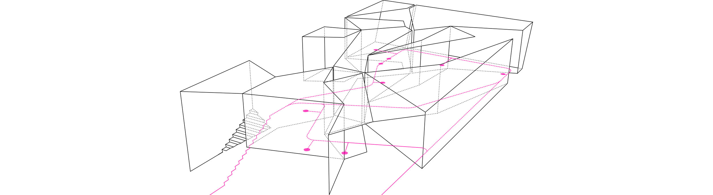 Diagramma della mostra UNStudio Nature :: MAXXI, Roma