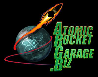 Atomic Rocket Garage - The Cars